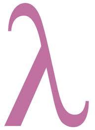 lambda - symbol